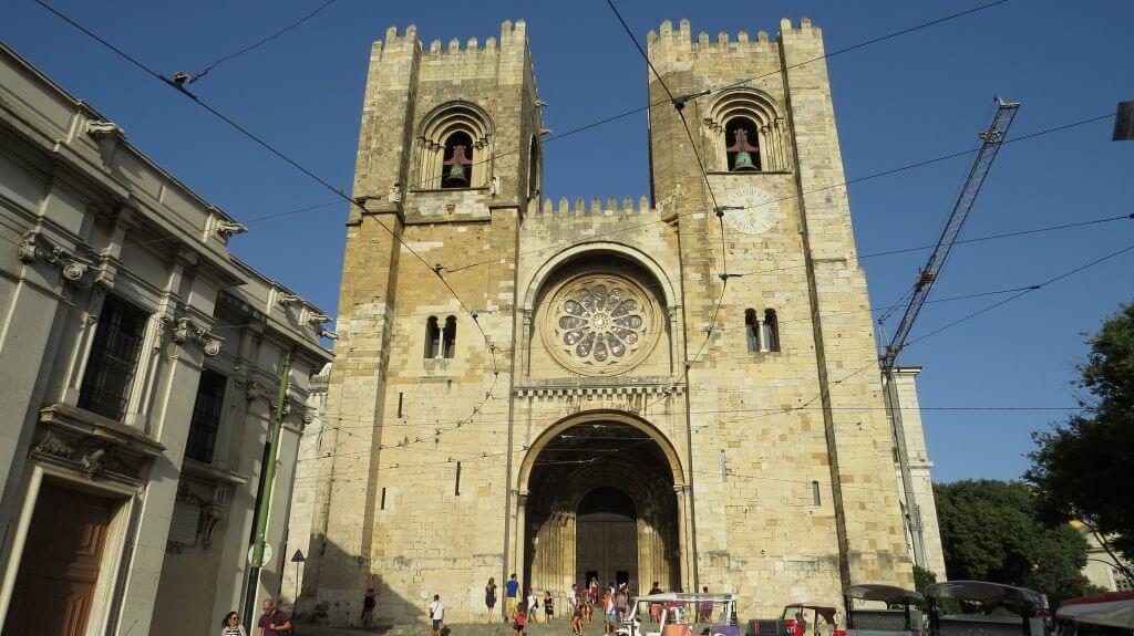 Lisbon, Sé
