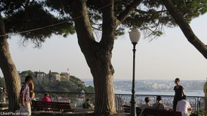 Lisboa Miradouro da Senhora do Monte