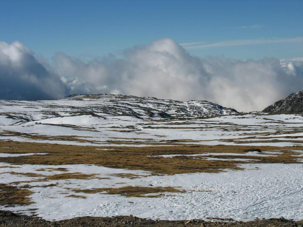 Centro Neve na Serra da Estrela