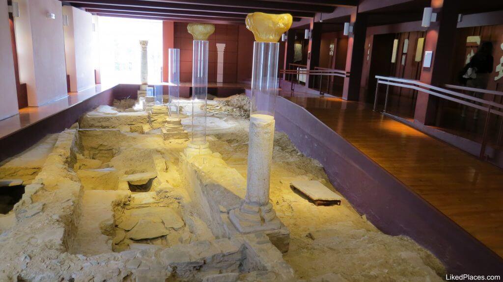 Ruínas da Basílica Paleocristã, Mértola, Alentejo