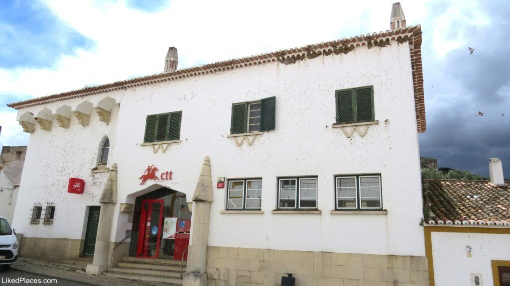Post Office Building, Mértola, Alentejo