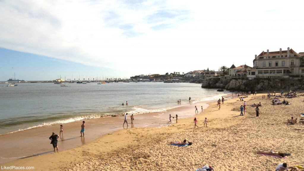 Cascais Beach, Sea and Bay of Cascais