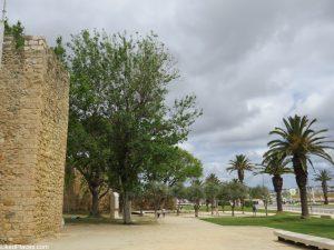 Lagos Muralhas do Castelo