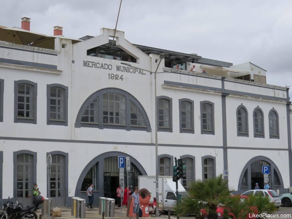 Lagos Municipal Market