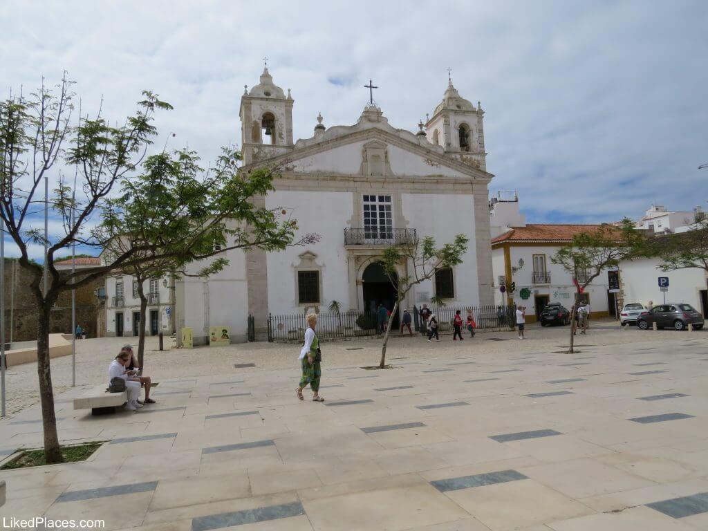 Lagos Square Infante Dom Henrique