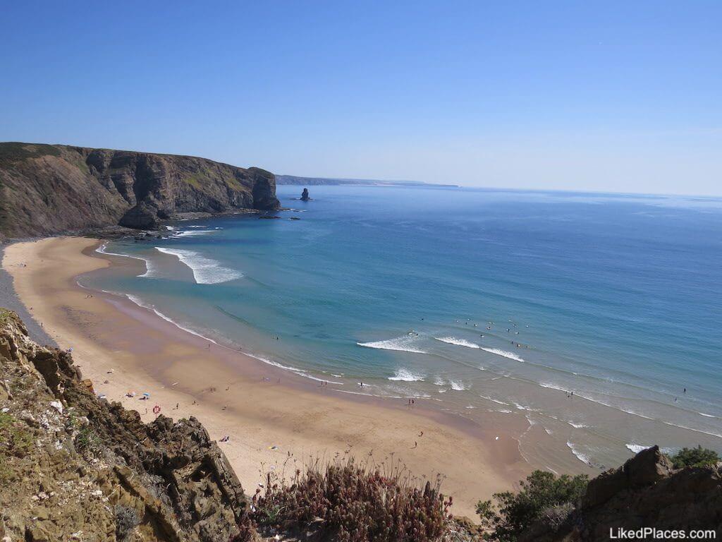 Algarve, Aljezur, Praia da Arrifana