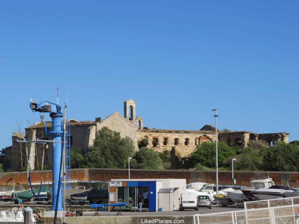 Algarve, Convent of San Francisco, Portimão with Recreational Dock