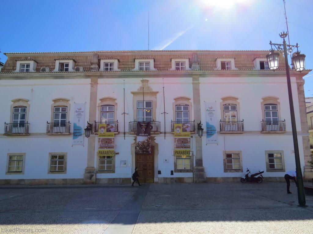 City Hall Building Bívar Palace, Portimão