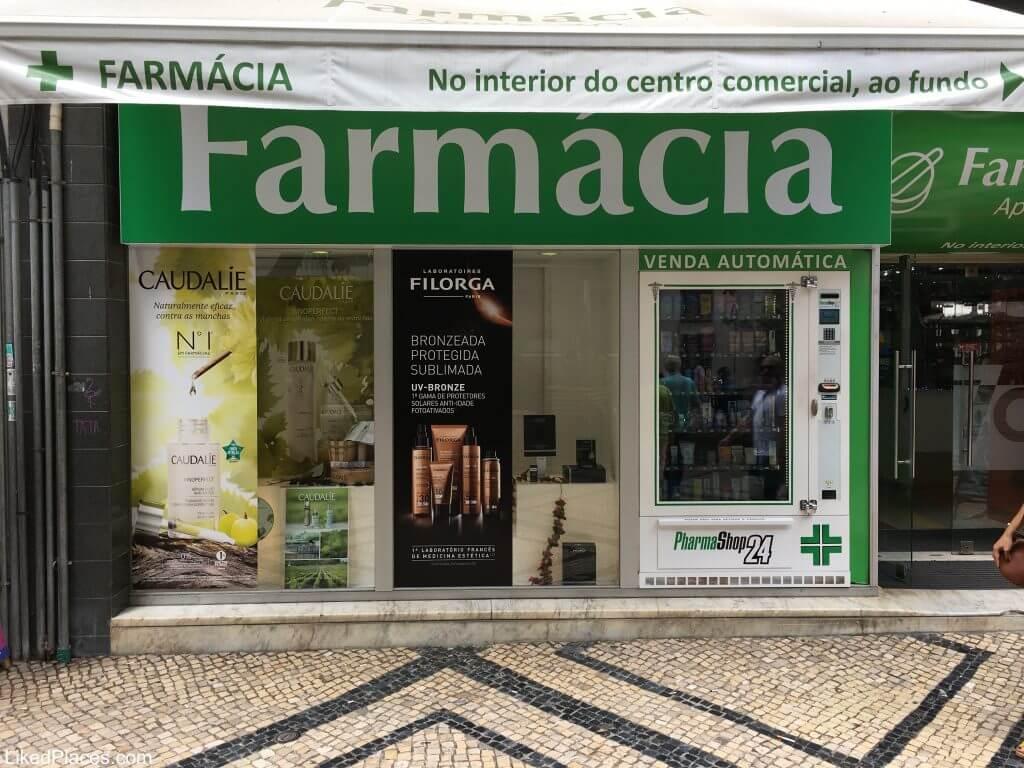 Portugal, Montra de Farmácia Informações sobre Portugal