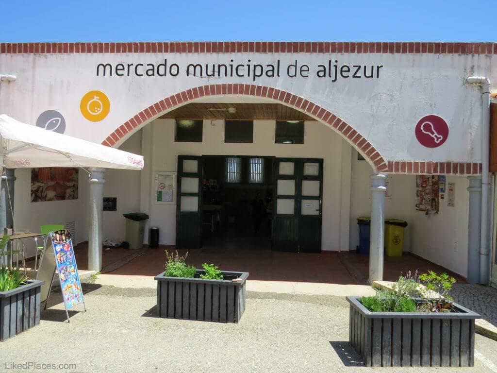 Municipal Market, Aljezur