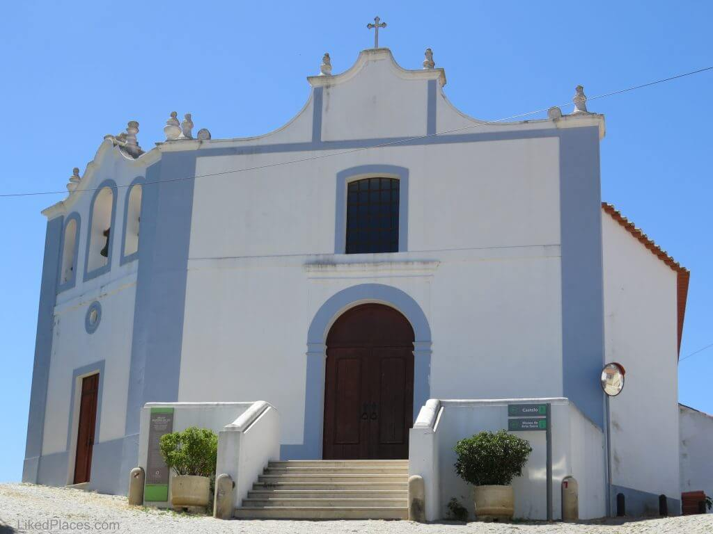 Church of Mercy, Aljezur