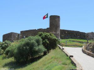 Castelo de Aljezur, Algarve