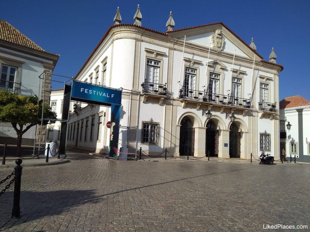 City Hall, Paços do Concelho de Faro, Algarve - Festival F