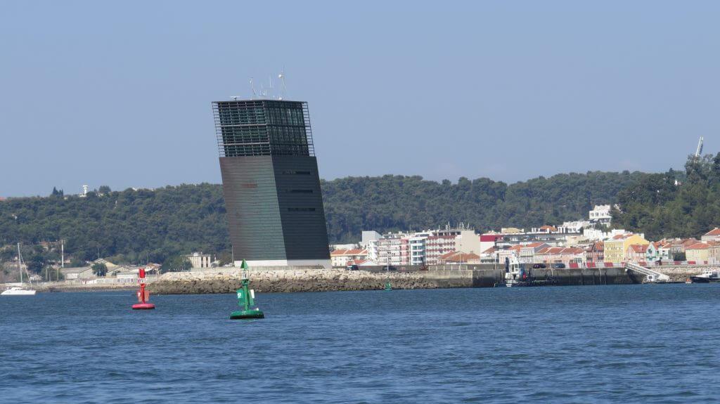 Torre de Controlo, Passeio Marítimo de Algés, Lisboa, NOS Nos Alive