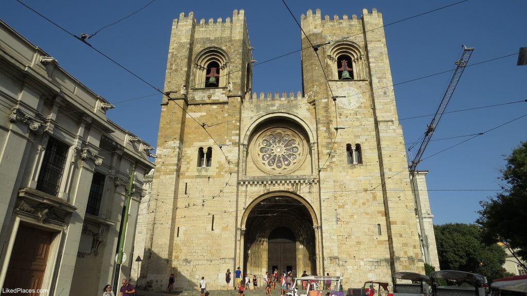 Sé de Lisboa Sé Cathedral, Lisbo