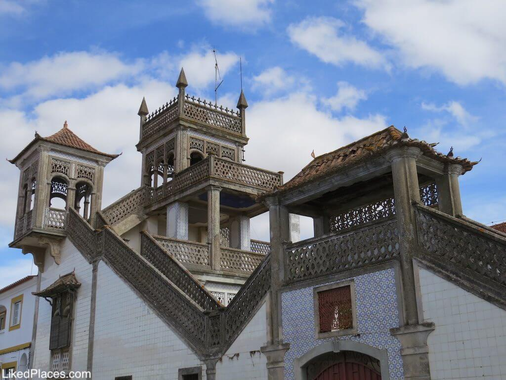 Dona Maria House, Castro Verde