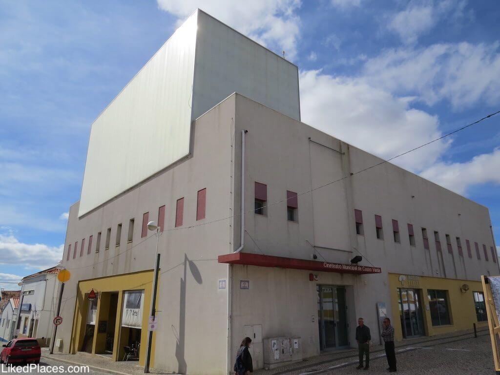 Cine Teatro Municipal, Castro Verde