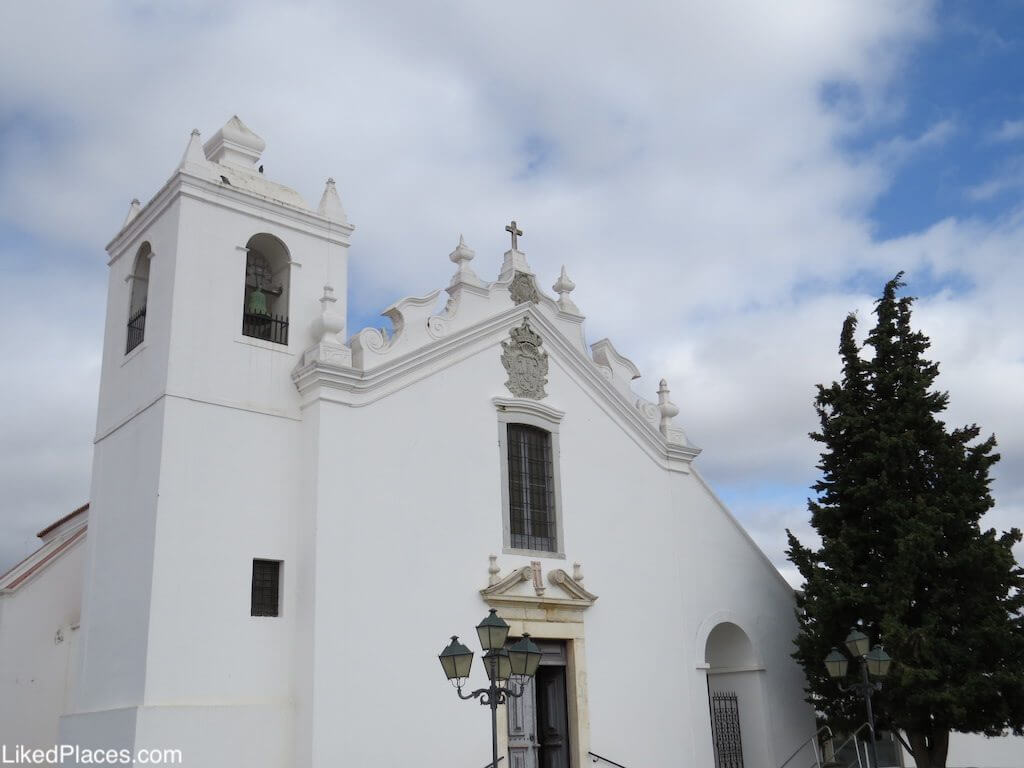 Remedies Church, Castro Verde