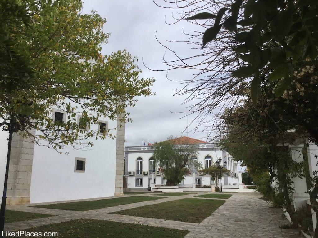 Miradouro Basílica Real, Castro Verde