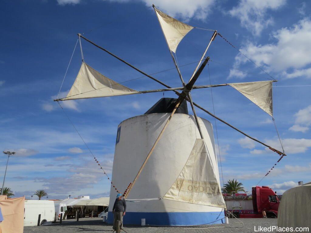 Windmill, Castro Verde
