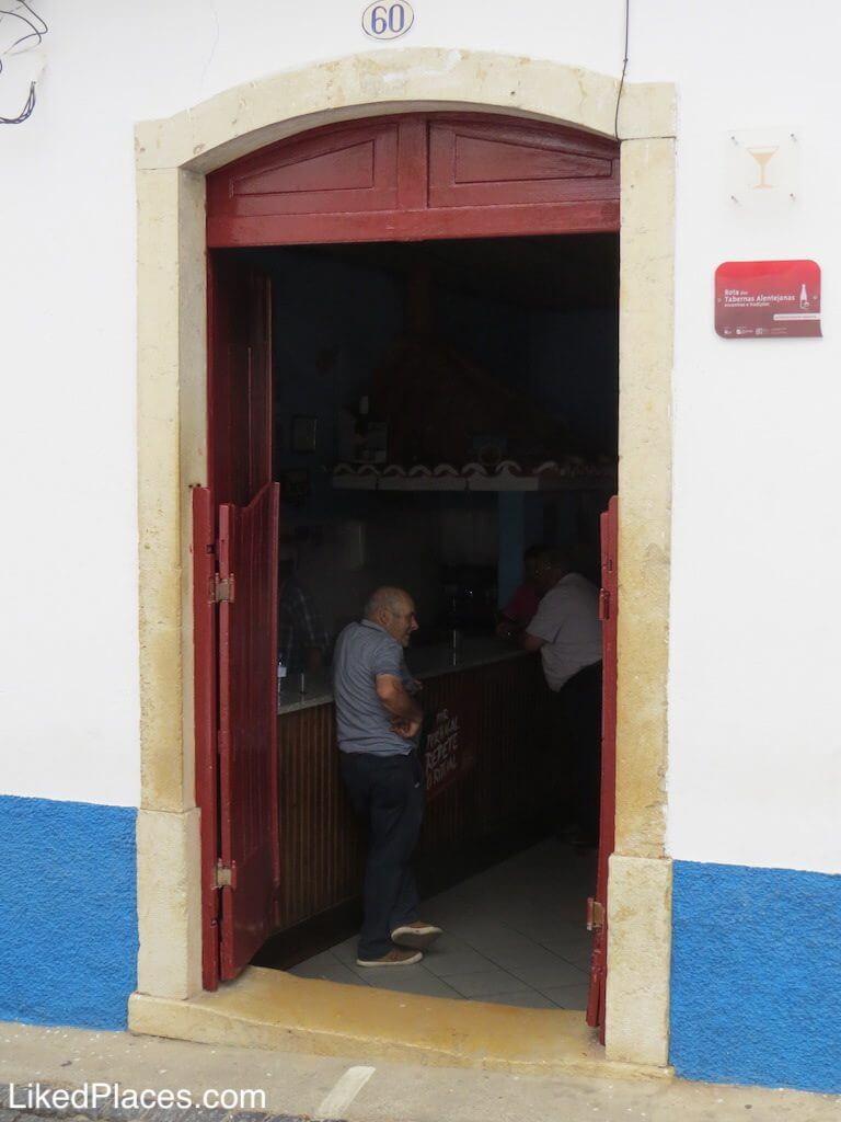 João das Cabeças Tavern in Castro Verde