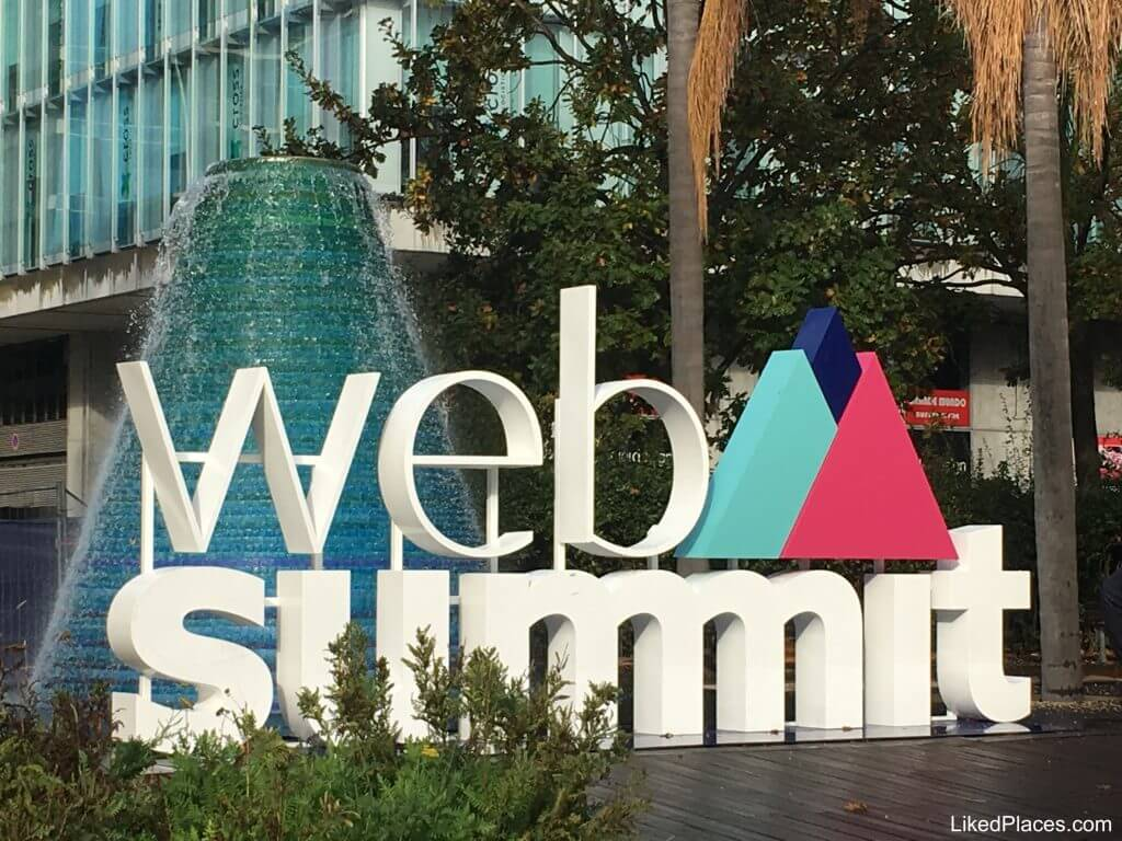 Web Summit, Lisbon, Portugal