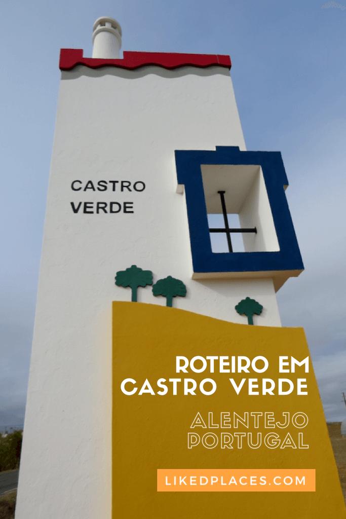 PIN Roteiro em Castro Verde