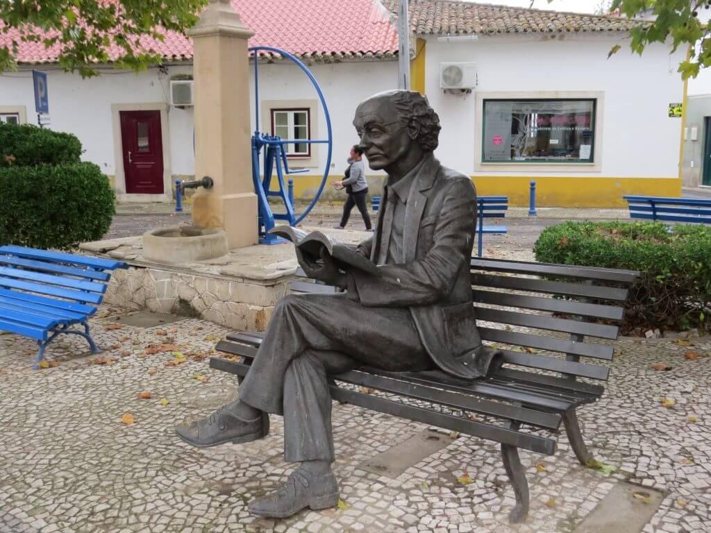 José Saramago, Azinhaga, Golegã
