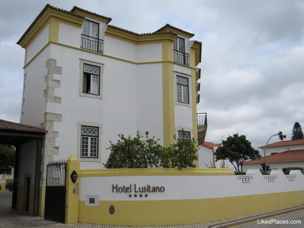 Hotel Lusitano, Golegã
