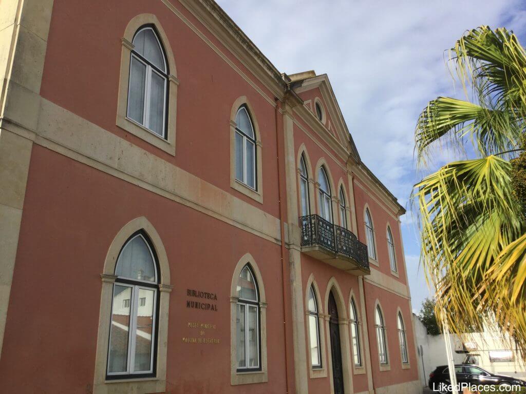 Typewriter Museum, Golegã