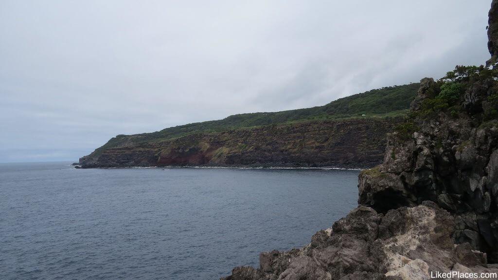 Miradouro da Ponta do Queimado, Ilha Terceira, Açores, Azores, Island