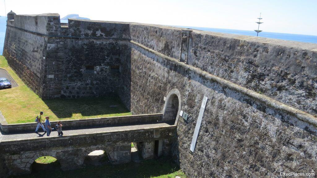 Fort of São Sebastião, Angra do Heroismo, Terceira Island