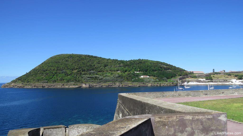 Monte Brasil, in Angra do Heroismo, Terceira Island