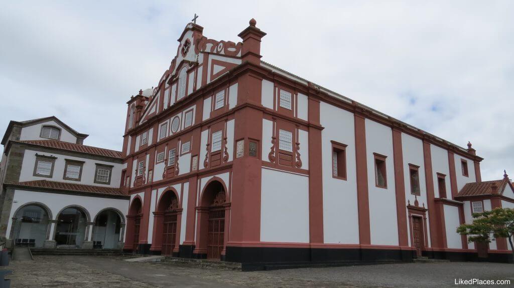 Angra Museum and Convent of San Francisco, Angra do Heroismo, Terceira Island