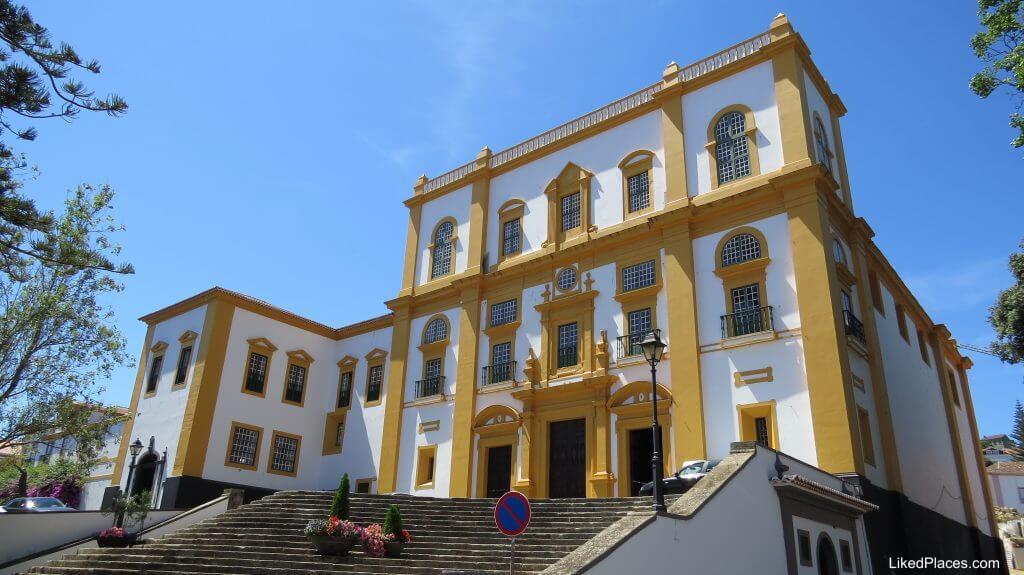 Capitães Generais Palace, Angra do Heroismo, Terceira Island