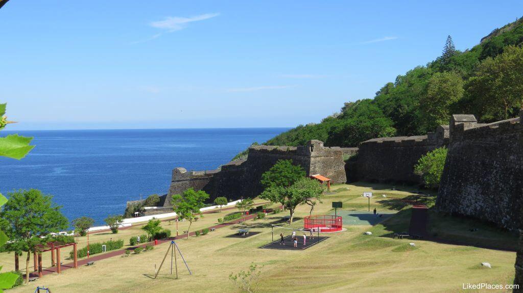 Relvão Park, Angra do Heroismo, Terceira Island