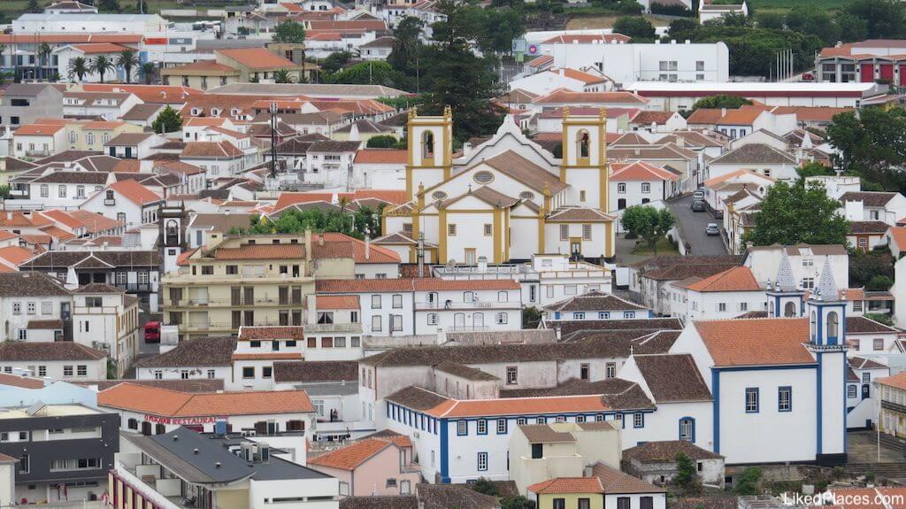 Casario da Praia da Vitória, Ilha Terceira, Açores, Azores, Terceira Island