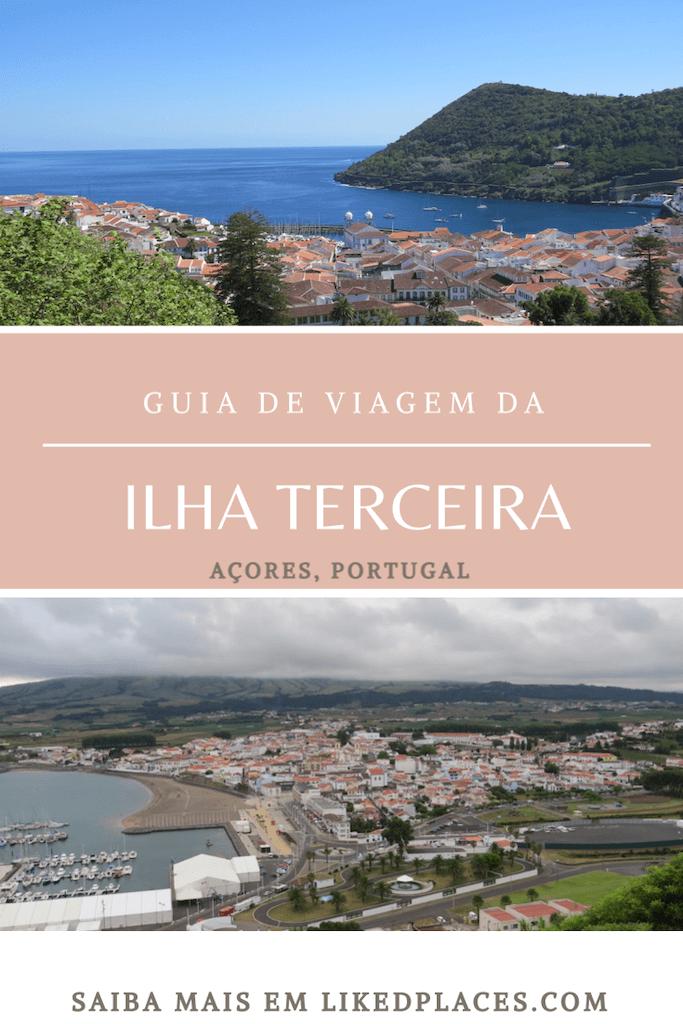 Angra do Heroísmo e Praia da Vitória, Ilha Terceira, Açores