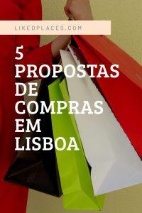 5 propostas compras Lisboa