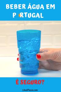 Beber agua em Portugal