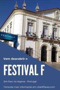 Festival F Faro Algarve