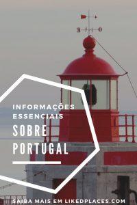 Informações essenciais Sobre Portugal