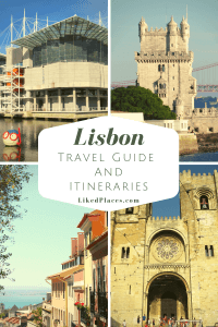 Lisbon travel guide and itineraries