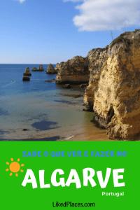 sabe o que ver e fazer no Algarve