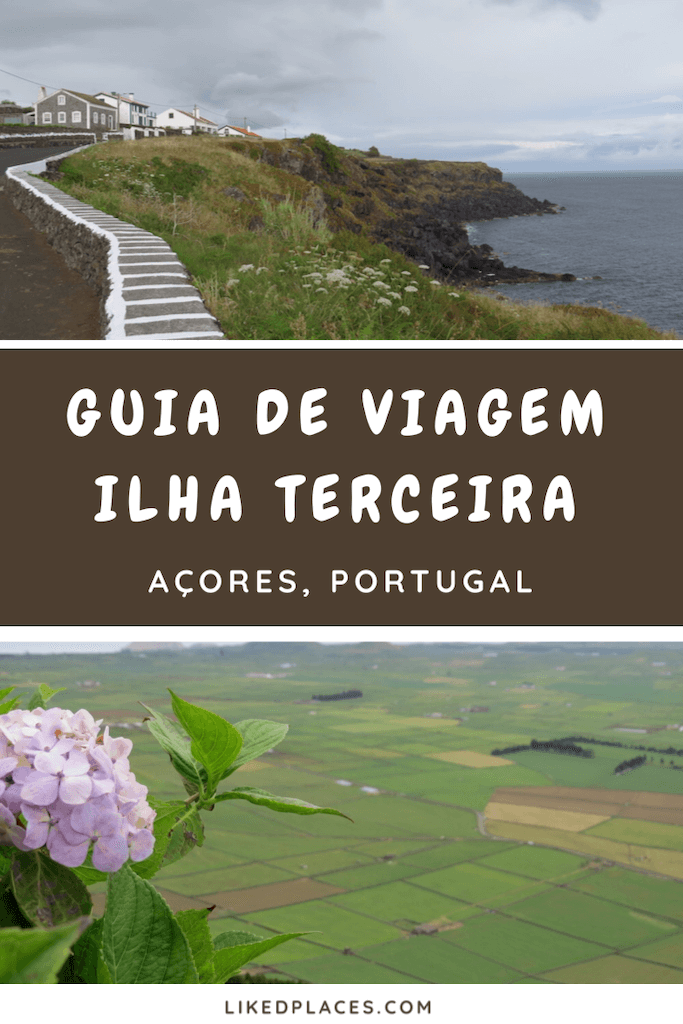 Cinco Ribeiras e Miradouro da Serra do Cume, Ilha Terceira, Açores