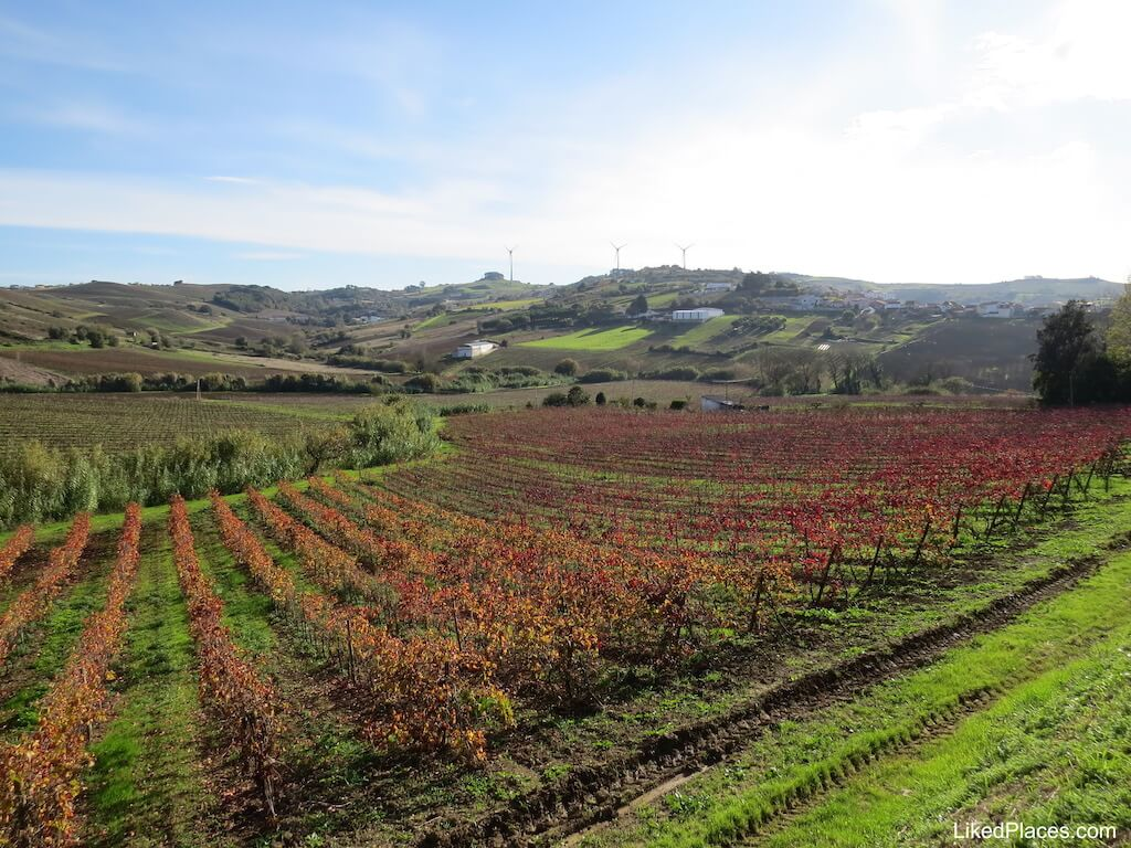 Torres Vedras, Outono. Autumn. Portugal travel Tips