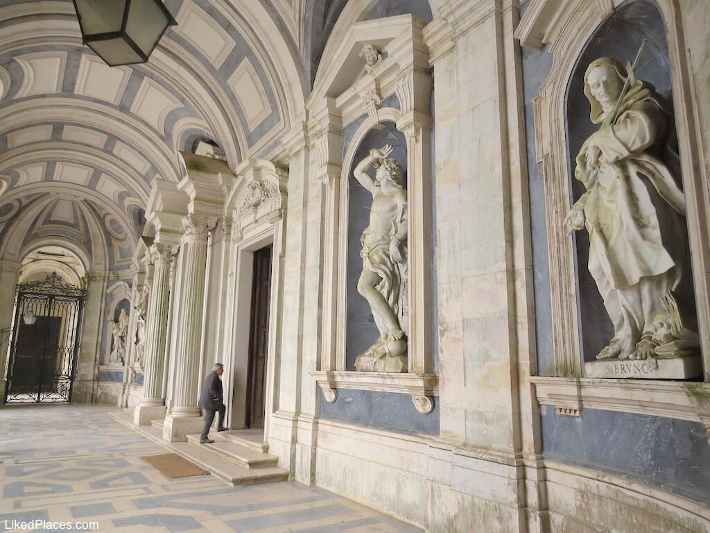 Basilica Galilé escultura italiana