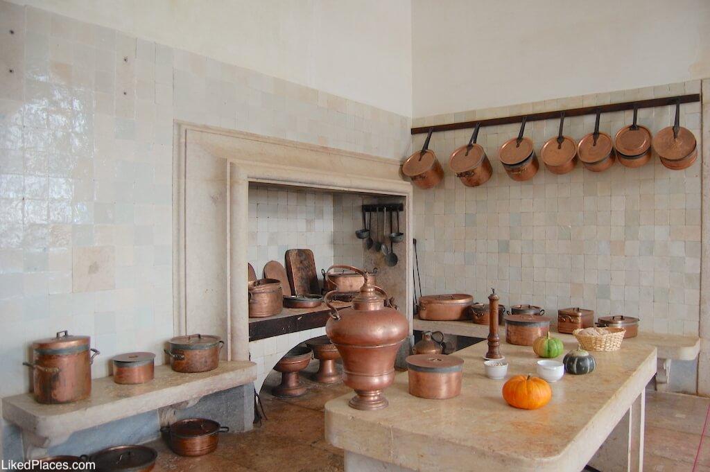 Convento de Mafra Cozinha Palace Nursery's Kitchen