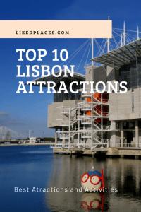 Top 10 attractions Lisbon, Oceanário de Lisboa