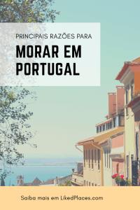 PIN Principais razões para morar em Portugal - vista de um bairro lisboeta para o Tejo
